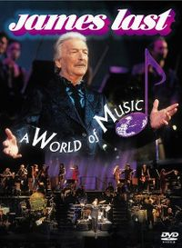 Cover James Last - A World Of Music [DVD]